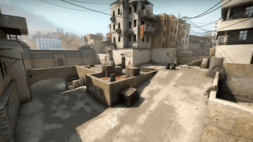 cs map go dust2