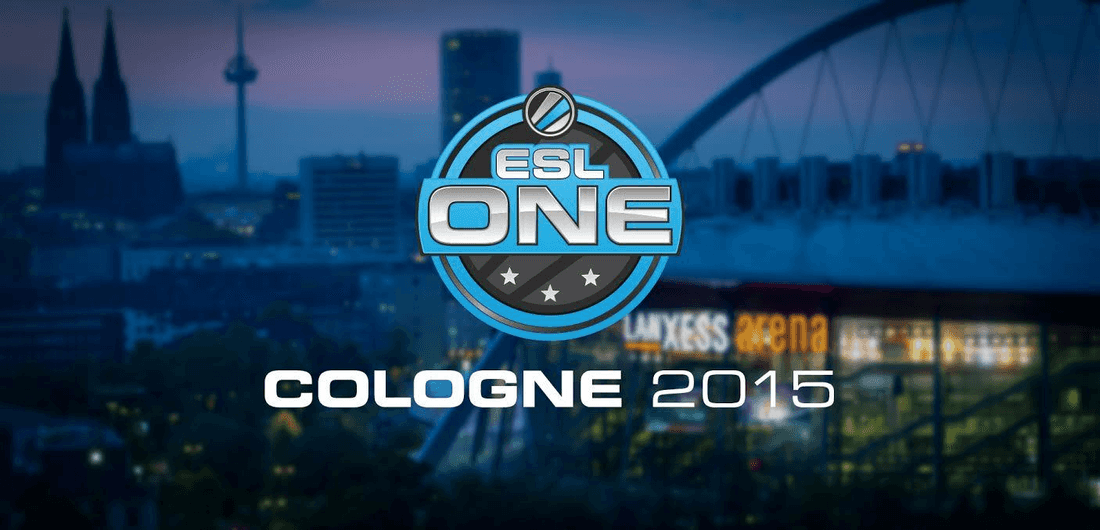ESL One Cologne 2015: Results of the second day's play