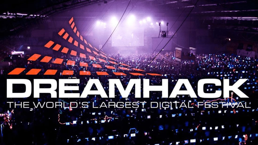 Became known all participants of Dreamhack London