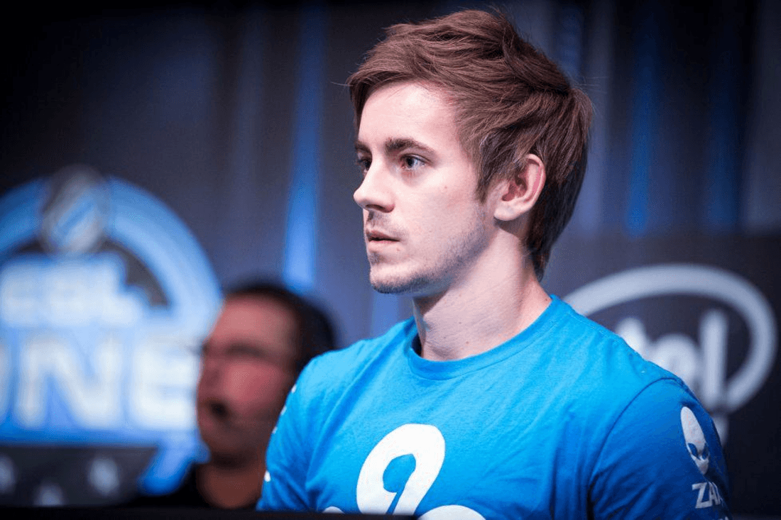 sgares steps down from Cloud9