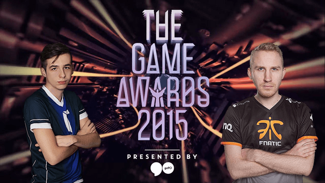 olofmeister and kennyS nominated for The Game Awards