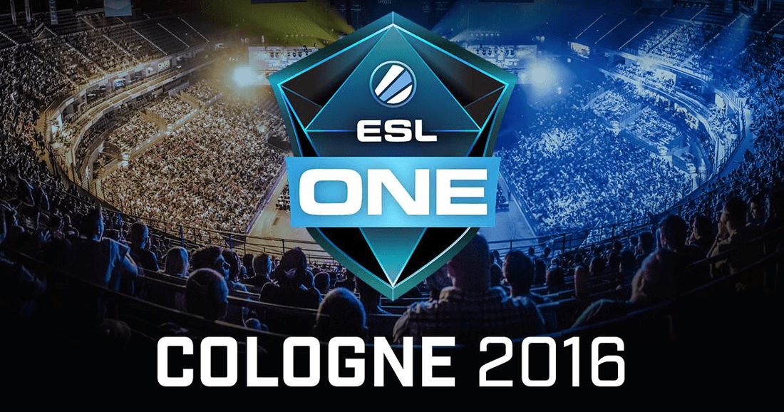 Призовой фонд ESL One Cologne 2016 составит $250,000