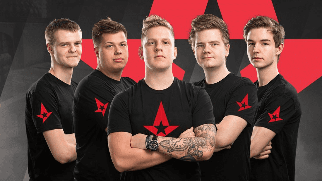 Former players TSM created their own organization Astralis