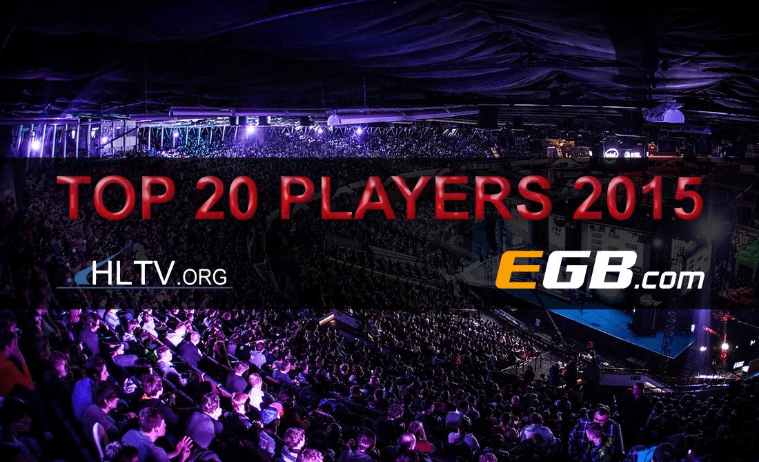 Top 20 players of 2015