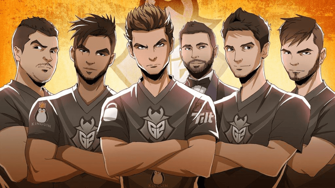G2 Esports organization has signed the former composition of the Team Titan