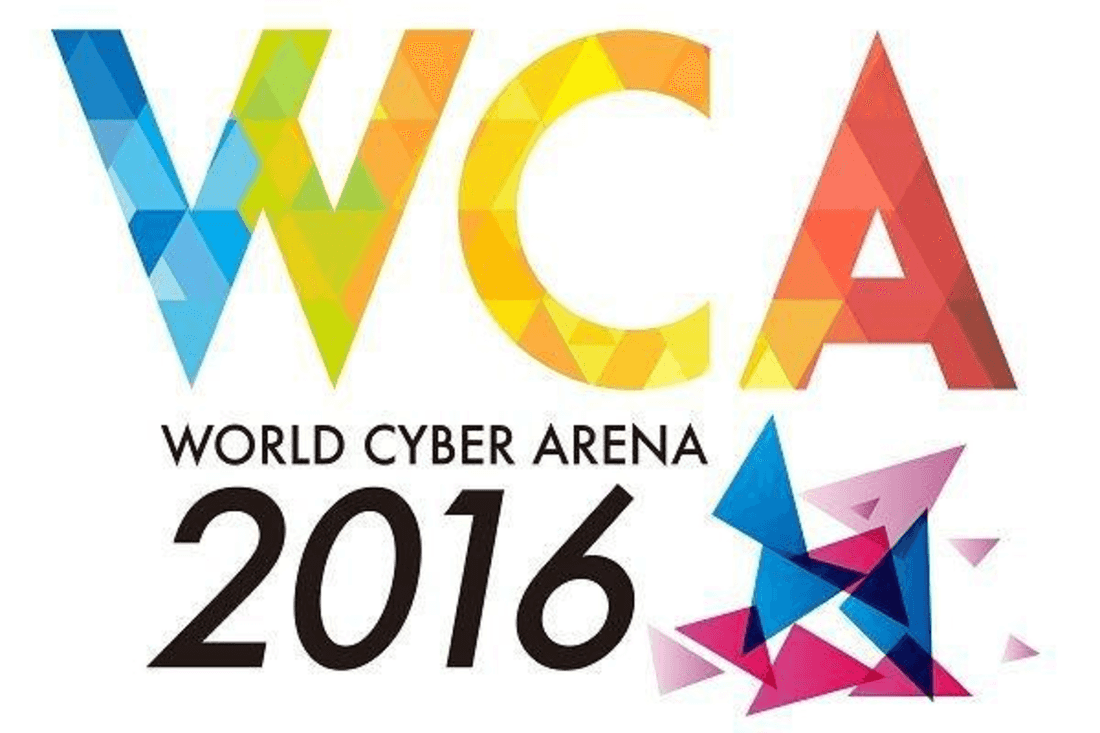 CS:GO is included in the list of WCA 2016