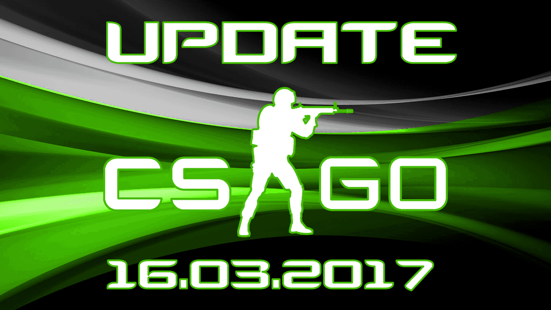 Update CS:GO on 03.16.17