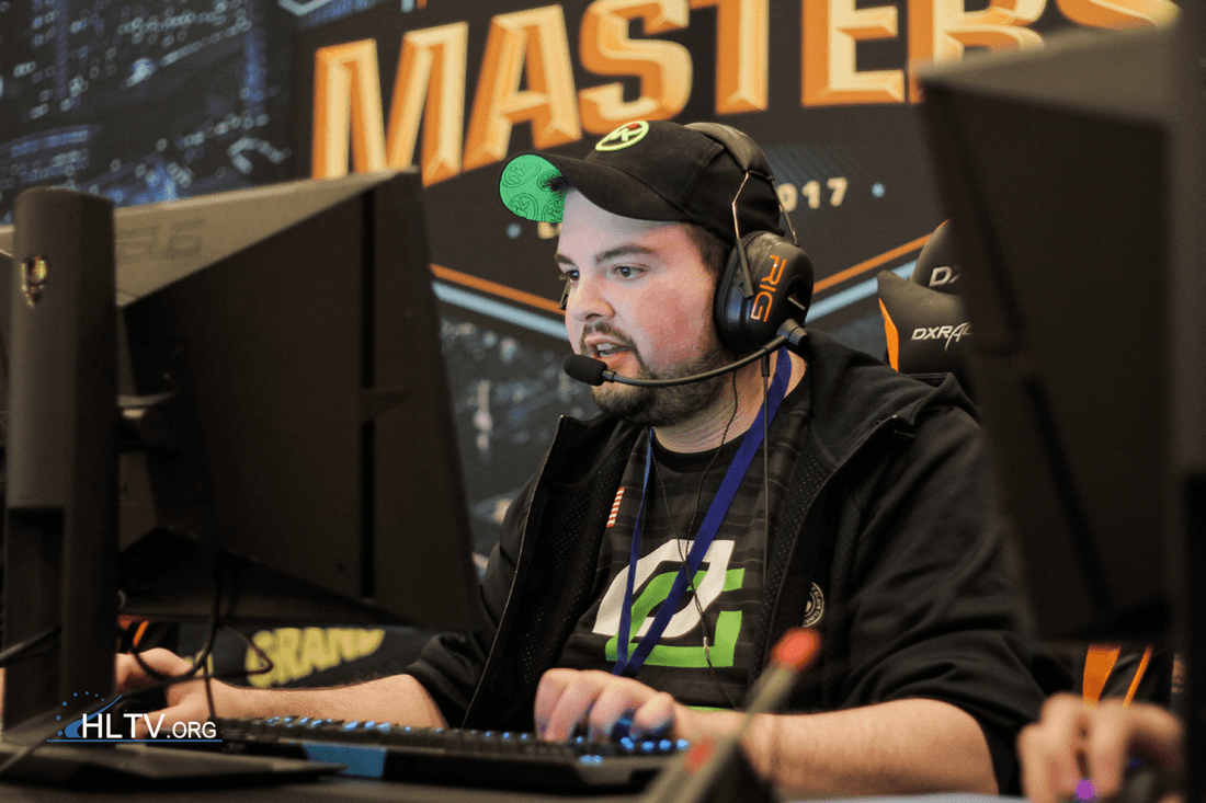 Hiko steps down from OpTic