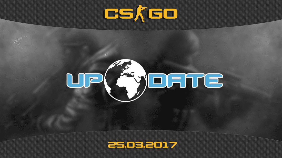 Update CS:GO on 03.25.17