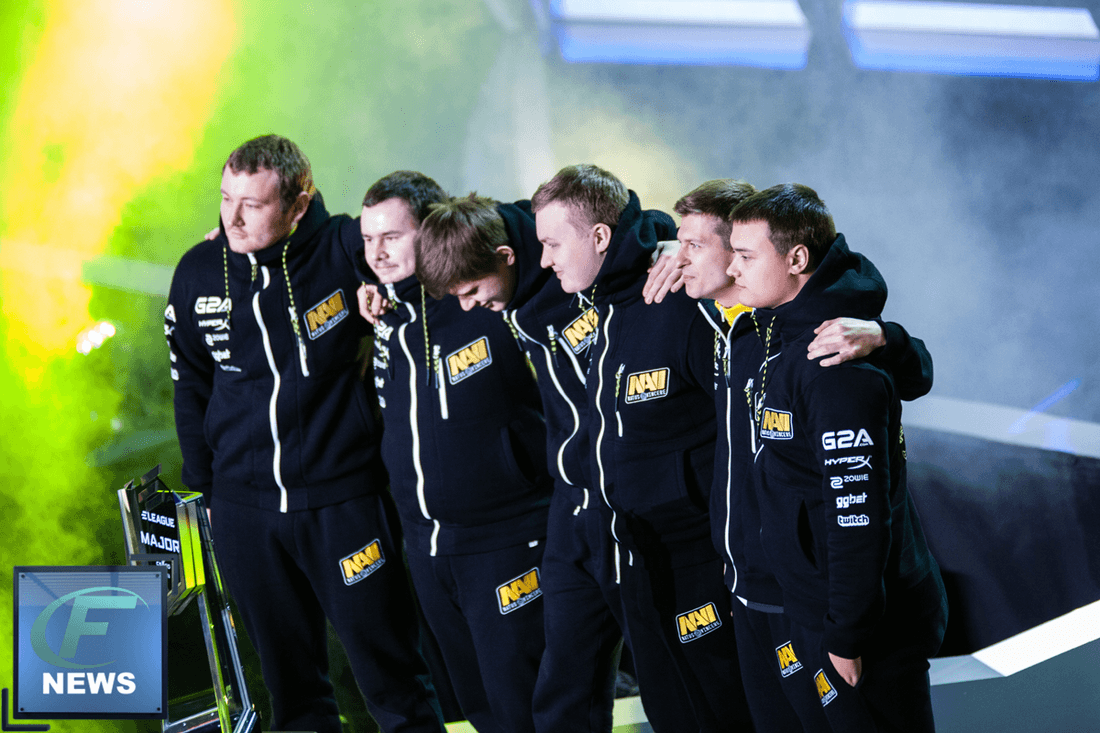 Na`Vi join ESL One Cologne list