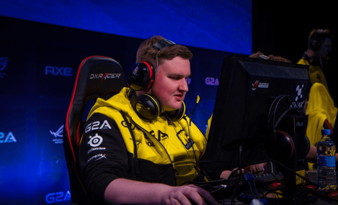 Flamie officially became part of NaVi