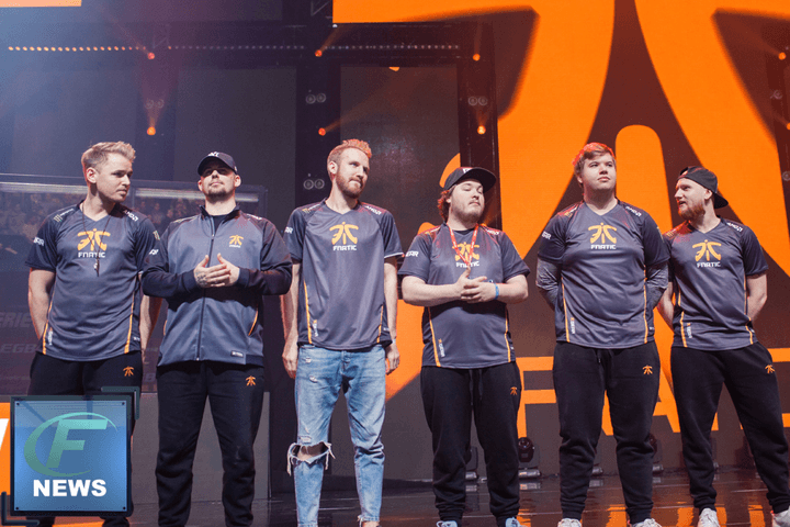 fnatic invited to DreamHack Summer