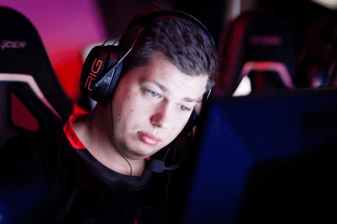 Instead karrigan'a on ELEAGUE will play zonic