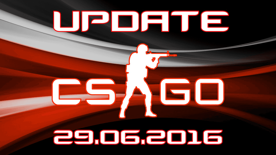 Update CS:GO on 06.29.16
