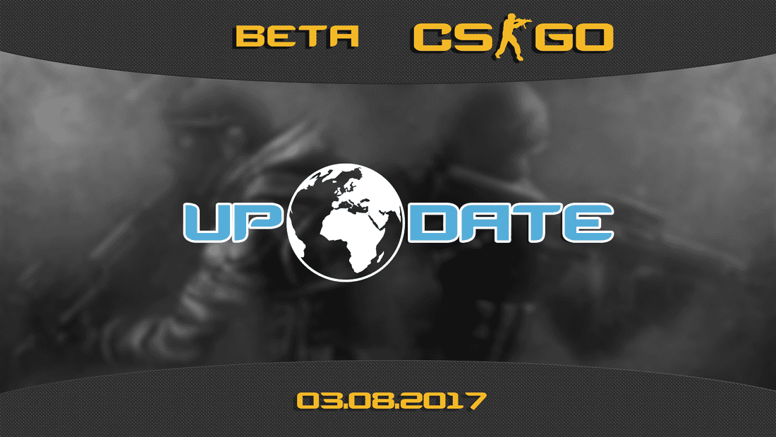 Update CS:GO beta on 08.03.17