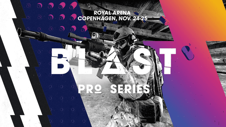 Astralis and North invited to BLAST Pro Series