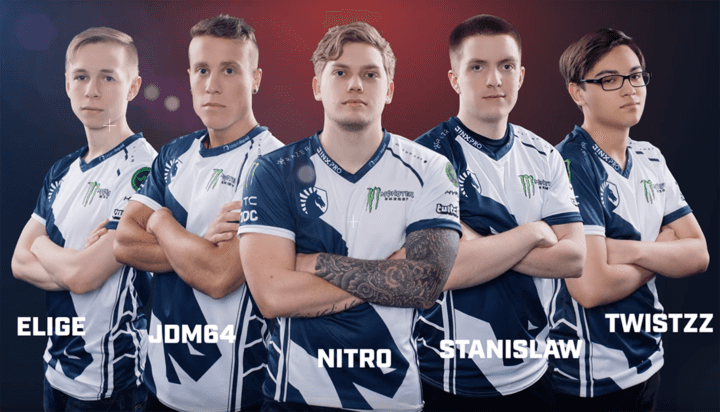 Liquid invited to ESL One New York