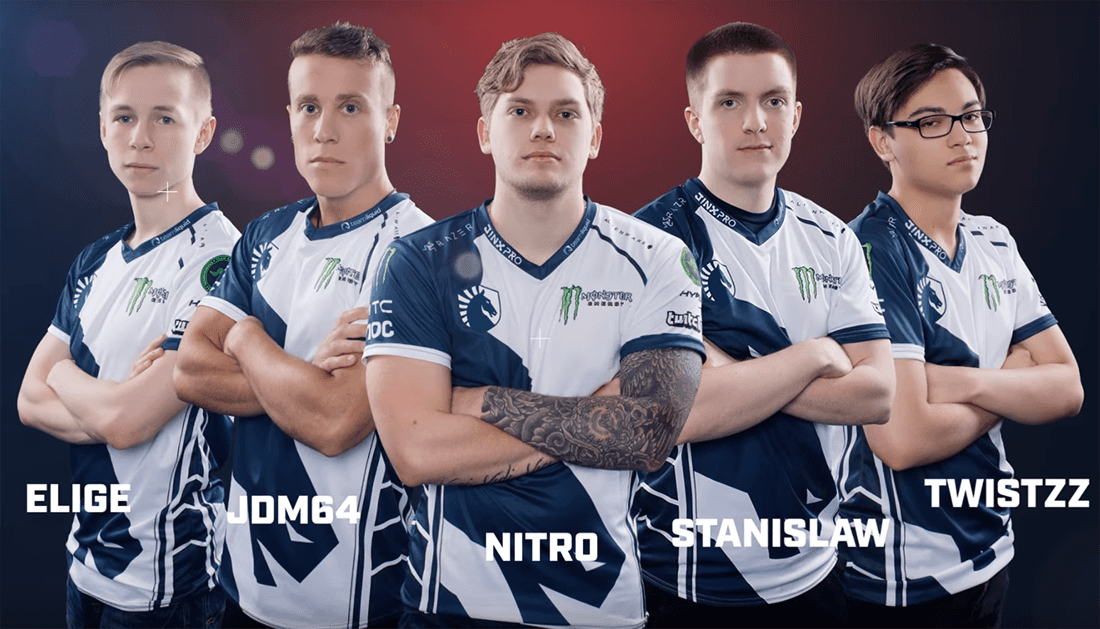 Liquid приглашены на ESL One New York 2017