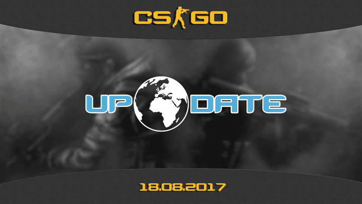 Update CS:GO on 08.18.17