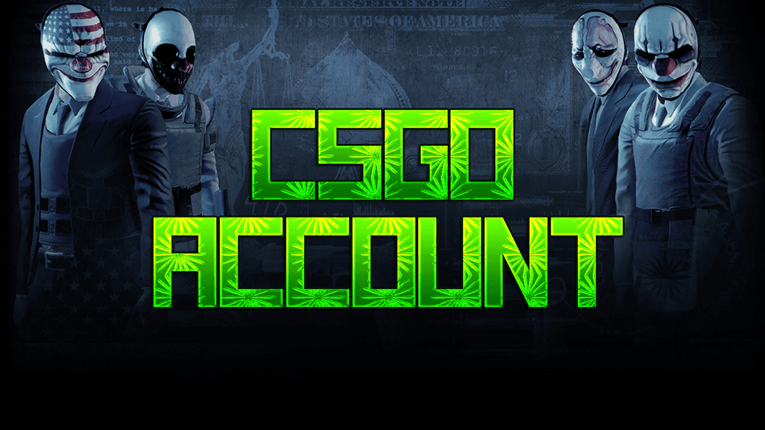 Free steam accounts with CS: GO
