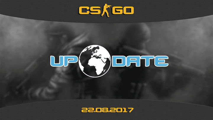 Update CS:GO on 08.22.17