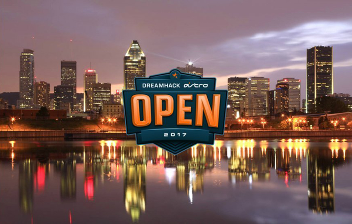 DreamHack Montreal groups & schedule released