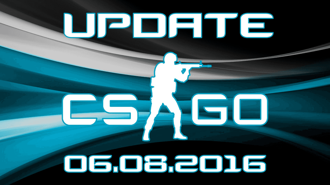 Update CS:GO on 08.06.16