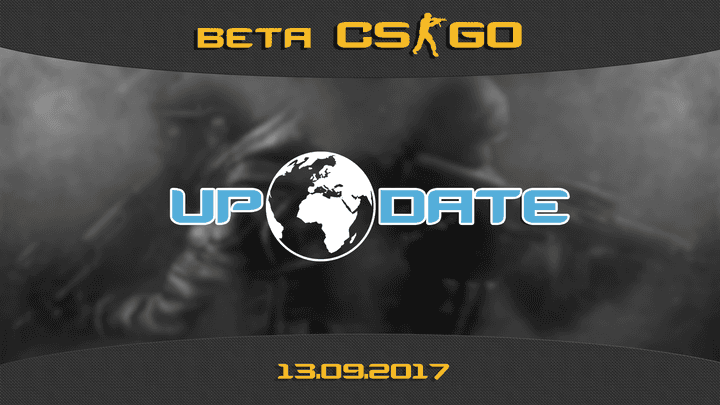 Update CS:GO beta on 09.13.17