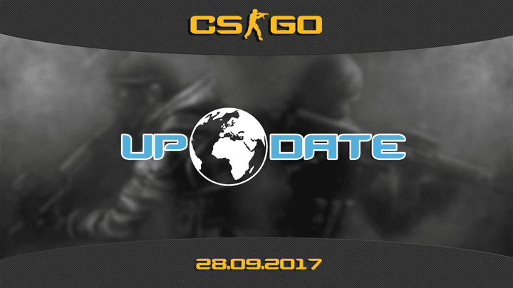 Update CS:GO on 09.28.17