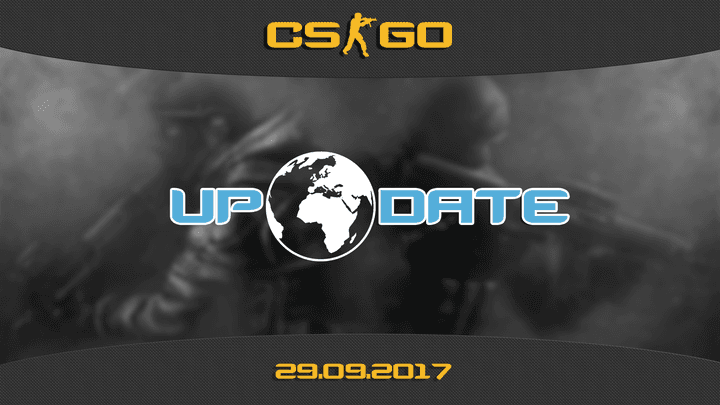 Update CS:GO on 09.29.17