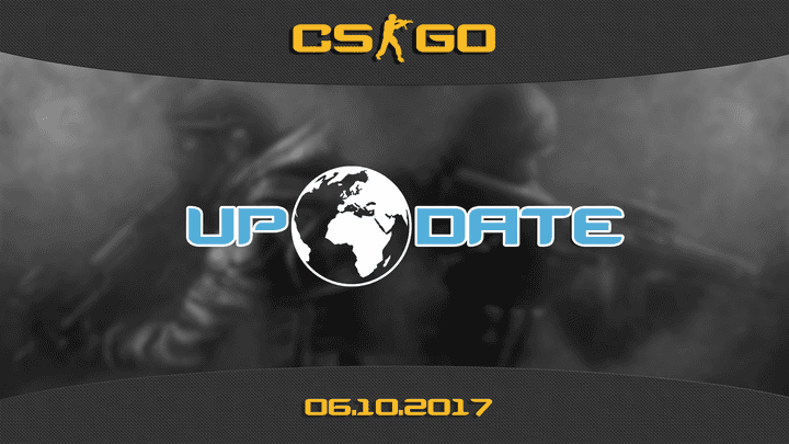 Update CS:GO on 10.06.17