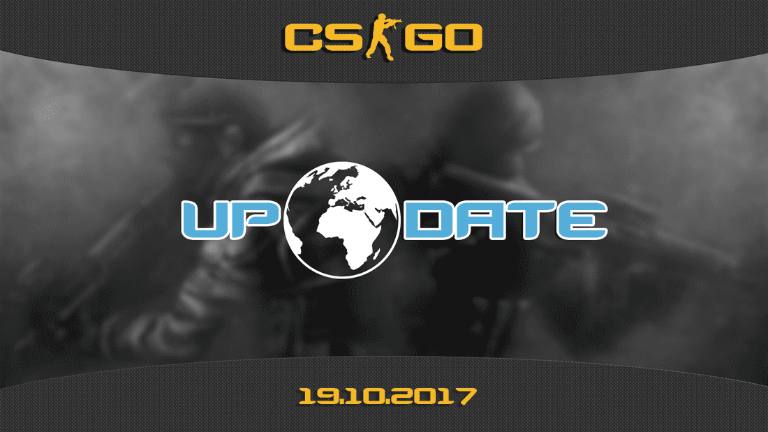 Update CS:GO on 10.19.17