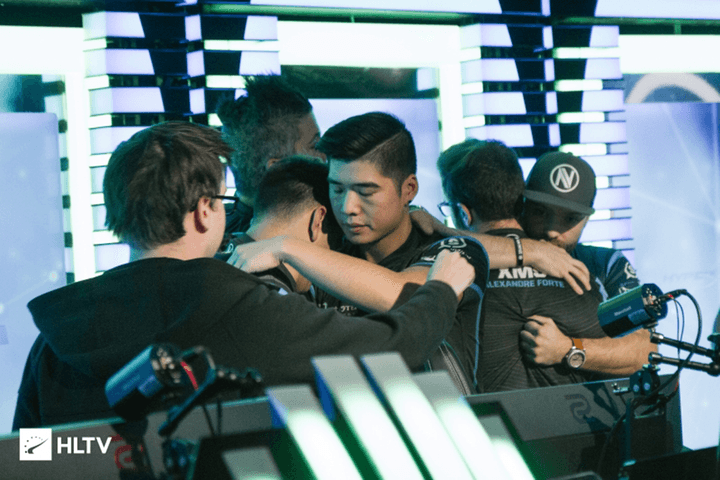 EnVyUs invited to compete at DreamHack Winter
