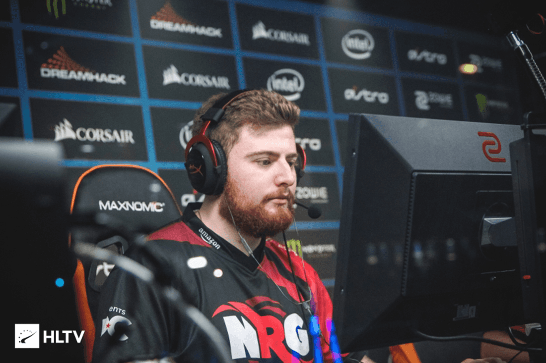 daps returns to NRG starting roster