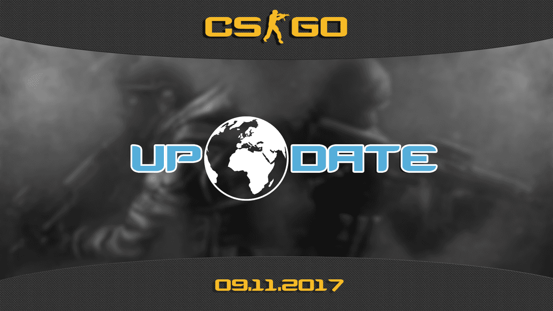 Update CS:GO on 11.09.17