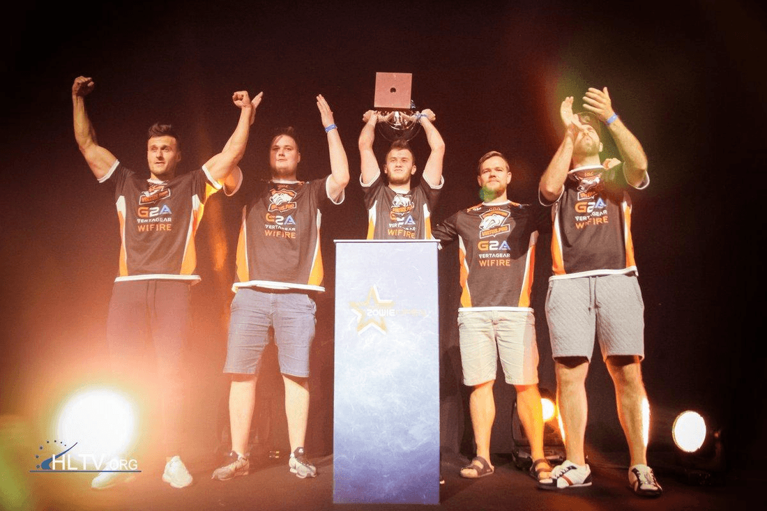 Virtus.pro - champions of DreamHack Bucharest