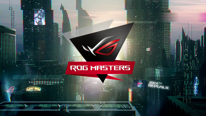ROG Masters groups, schedule revealed