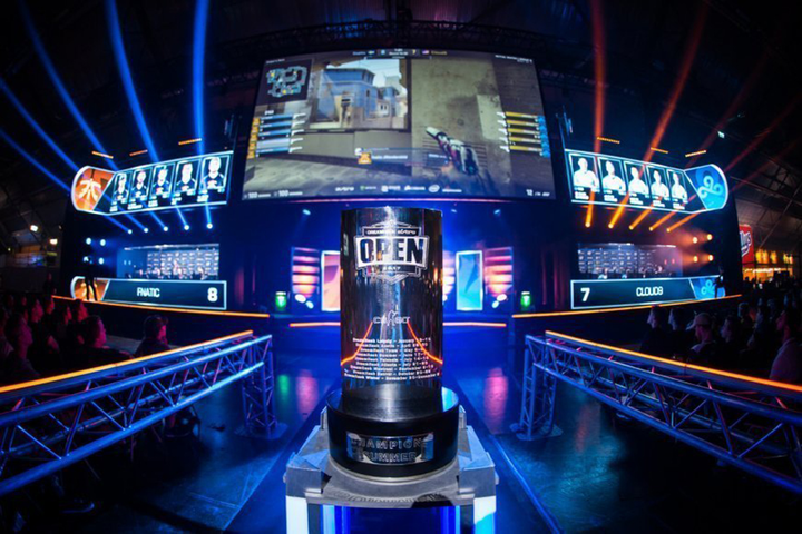 The dates of the series of Open-tournaments from DreamHack for 2018 are known