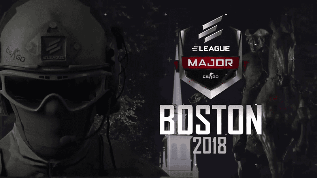 Ticket sales for ELEAGUE Major 2018 started