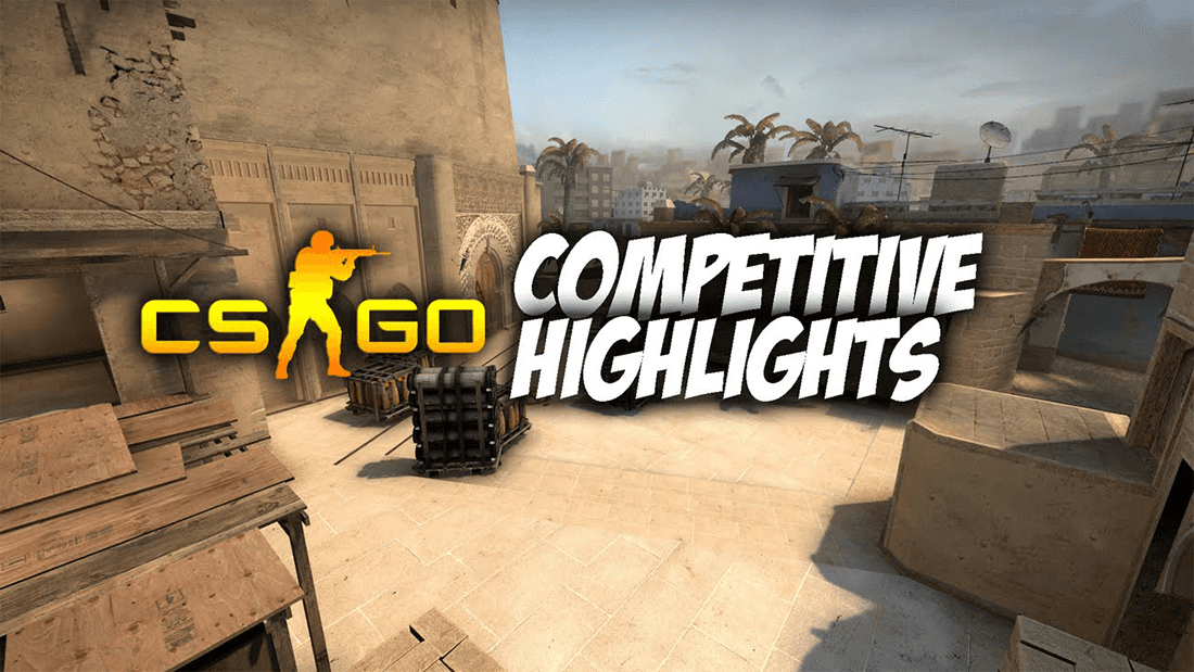 TOP-10 highlights by players CS: GO for 2017