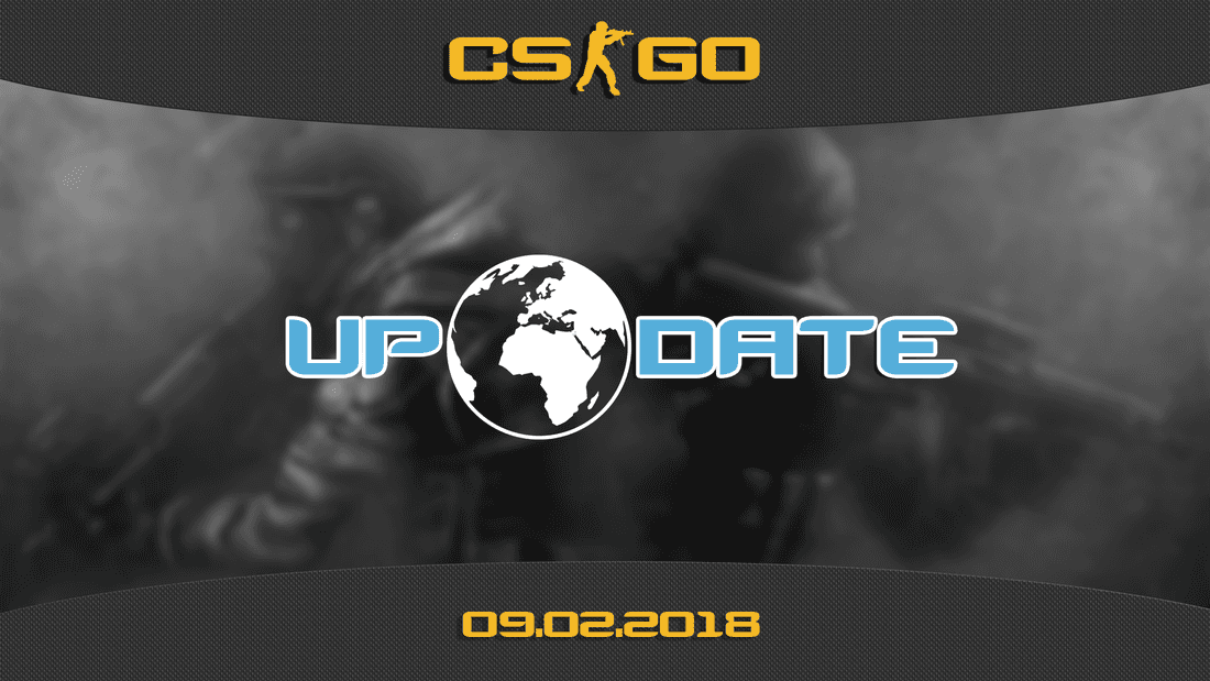 Update CS:GO on 02.09.18