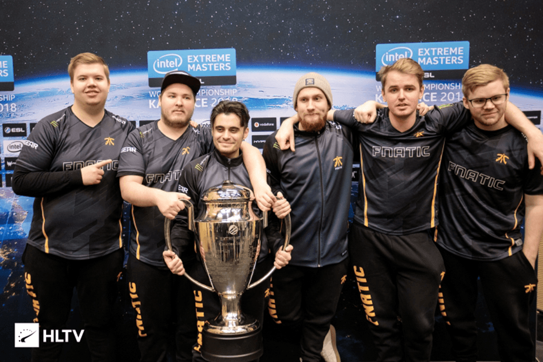 fnatic invited to IEM Sydney