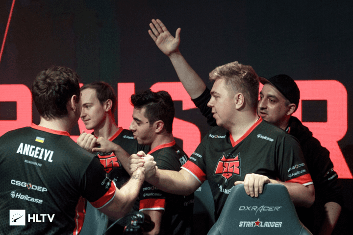 Virtus.pro - чемпионы DreamHack Bucharest