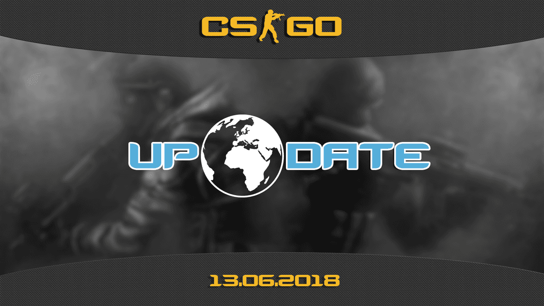 Update CS:GO on 06.13.18