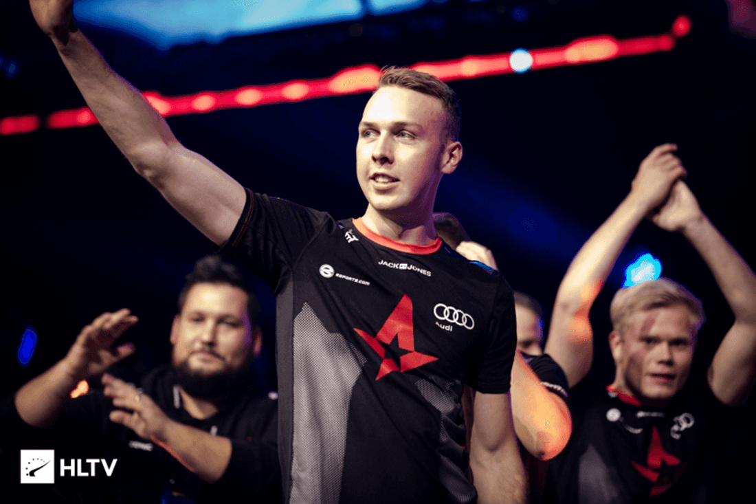 Astralis secure EPICENTER invite