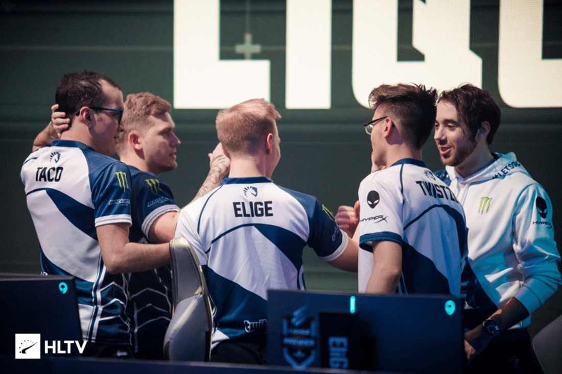 ESL One New York groups determined