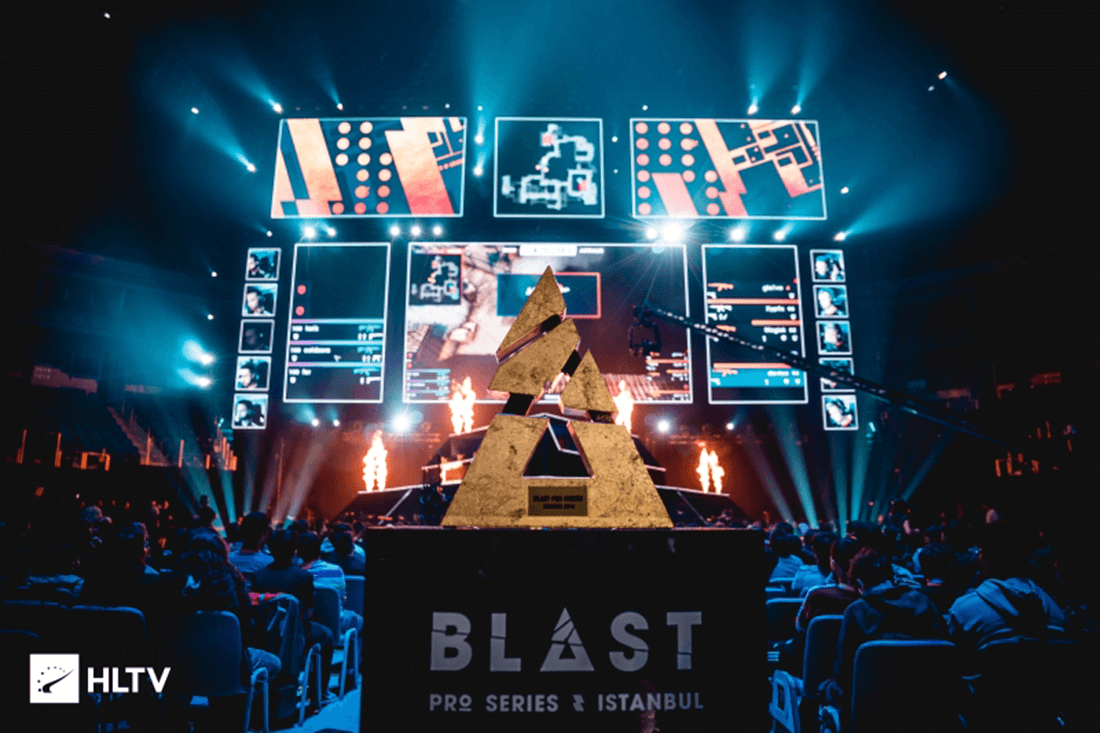 BLAST Pro Series Copenhagen schedule released