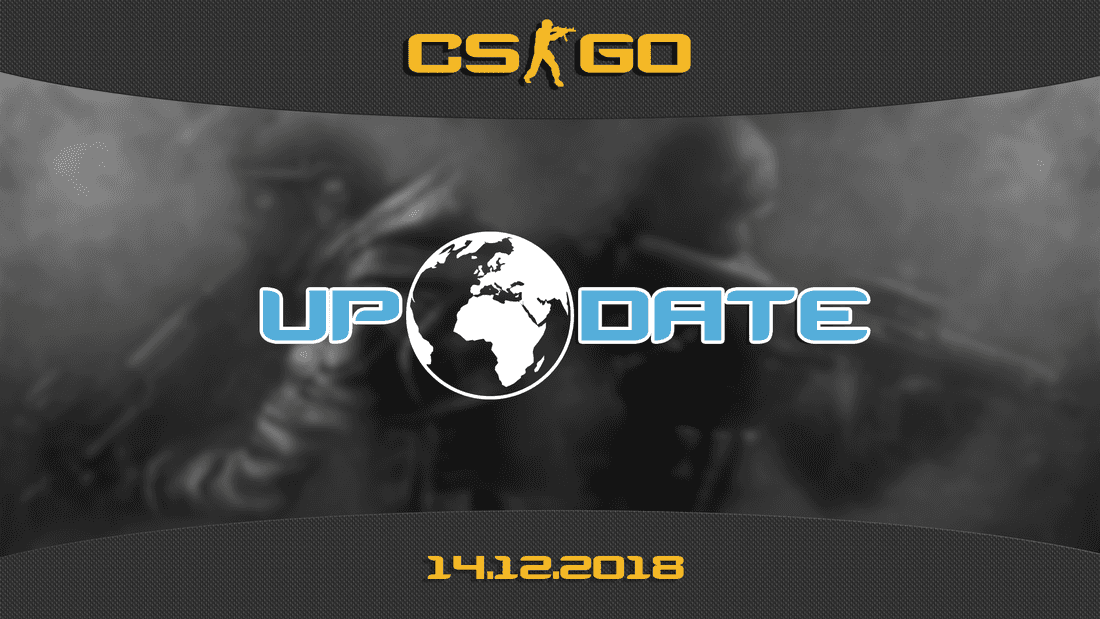 Update CS:GO on 12.14.18
