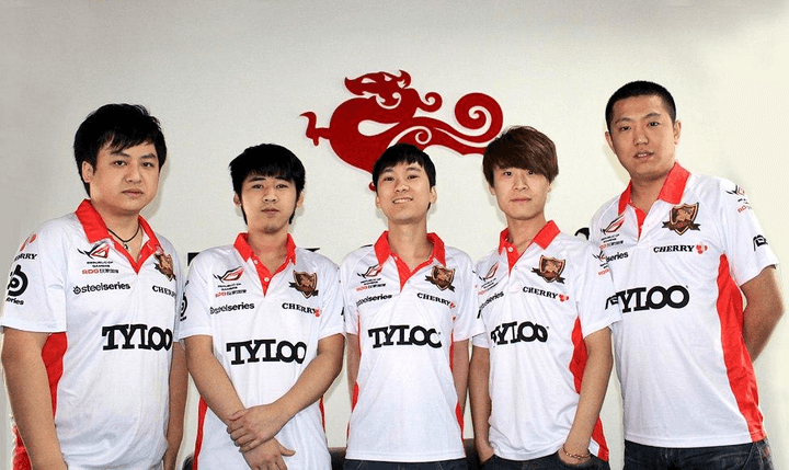 TyLoo and VG.Cyberzen invited to the Asian qualification DreamHack Masters Las Vegas