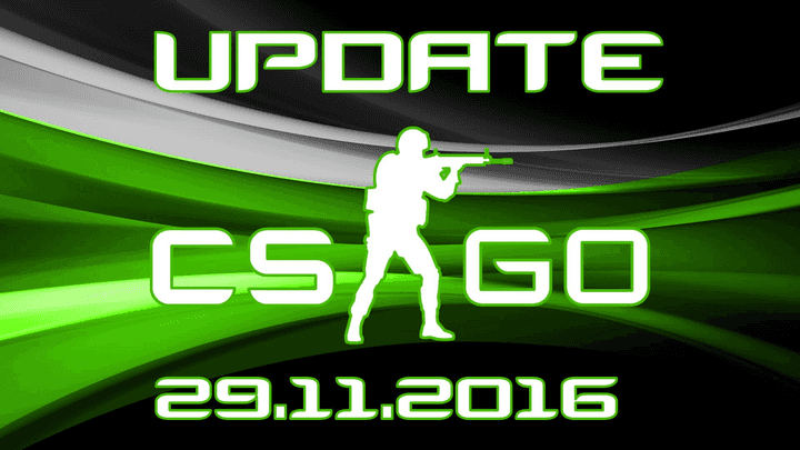 Update CS:GO on 11.29.16